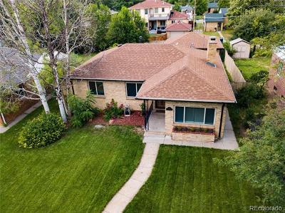 Cory-Merrill Single Family Home Active: 1429 South Jackson Street