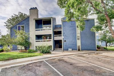 Aurora Condo/Townhouse Active: 14006 East Stanford Circle #K03