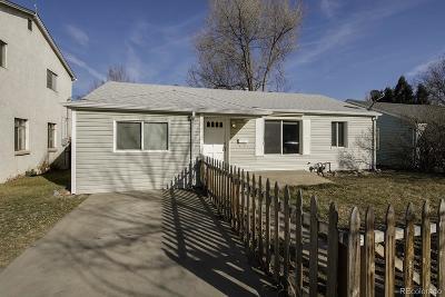 Edgewater Single Family Home Active: 2442 Eaton Street