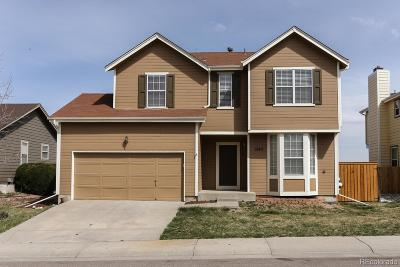 Highlands Ranch Single Family Home Under Contract: 1347 Sunnyside Street