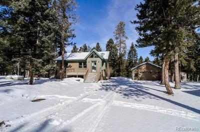Conifer Single Family Home Under Contract: 28737 Aspen Drive