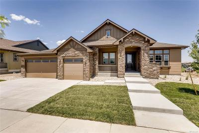 Longmont Single Family Home Under Contract: 4014 Somerset Court