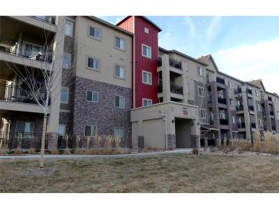 Highlands Ranch Condo/Townhouse Under Contract: 9258 Rockhurst Street #110