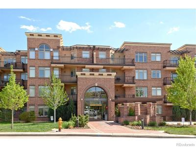 Condo/Townhouse Active: 2700 East Cherry Creek South Drive #217