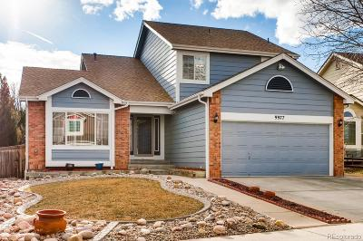 Highlands Ranch Single Family Home Under Contract: 9977 Deer Creek Lane