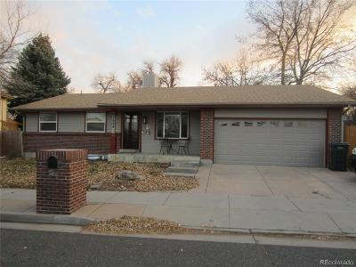 Arvada Single Family Home Active: 9004 West 75th Way