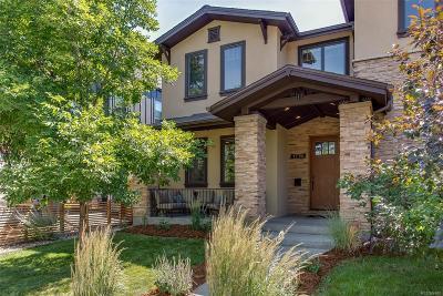 Denver Condo/Townhouse Active: 1774 South Washington Street