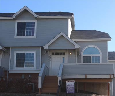 Thornton Condo/Townhouse Under Contract: 4120 East 119th Place #A