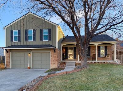 Morrison Single Family Home Under Contract: 12474 West Saratoga Avenue