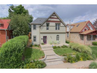 Denver Single Family Home Active: 2329 King Street