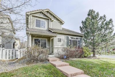 Broomfield Single Family Home Active: 5035 Pasadena Way