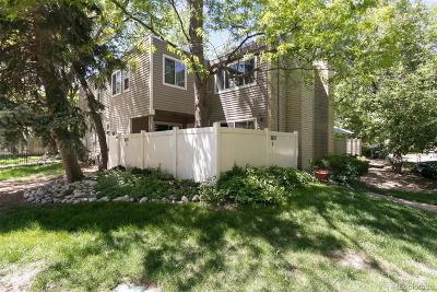 Denver Condo/Townhouse Active: 9676 East Kansas Circle #5