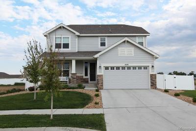 Berthoud Single Family Home Under Contract: 1649 Glacier Avenue