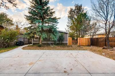 Mead Single Family Home Under Contract: 533 5th Street