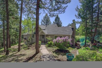 Evergreen Single Family Home Under Contract: 7956 Centaur Drive
