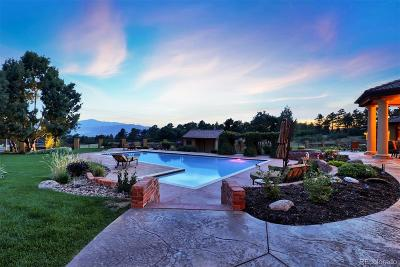 Colorado Springs CO Single Family Home Active: $6,500,000