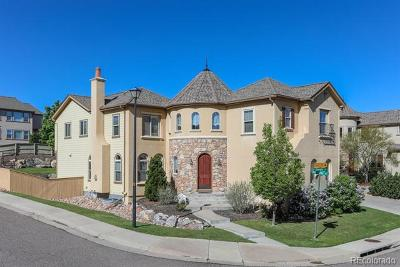 Highlands Ranch Firelight Single Family Home Active: 2876 Stonington Court
