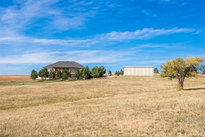 Elbert County Single Family Home Active: 47992 Monarch Circle