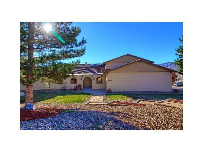 Golden Single Family Home Active: 17400 Rimrock Drive