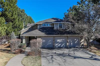 Castle Pines Single Family Home Under Contract: 7462 Pembroke Court