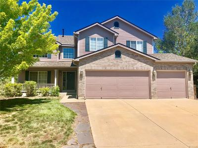 Littleton CO Single Family Home Active: $550,000