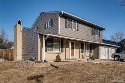 Arvada Single Family Home Under Contract: 8403 Jay Court