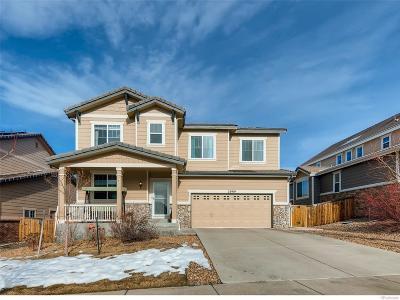Aurora Single Family Home Under Contract: 23919 East Dorado Place