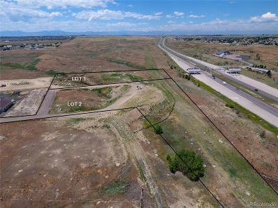 Adams County Residential Lots & Land Active: 9975 East 138 Place
