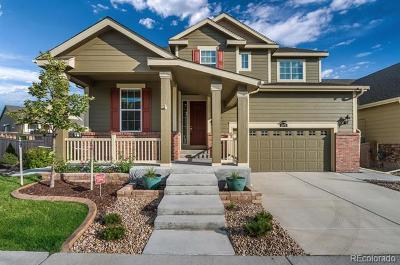 Castle Rock Single Family Home Active: 2679 Leafdale Circle