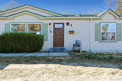 Eaton Single Family Home Under Contract: 39344 Boulevard D