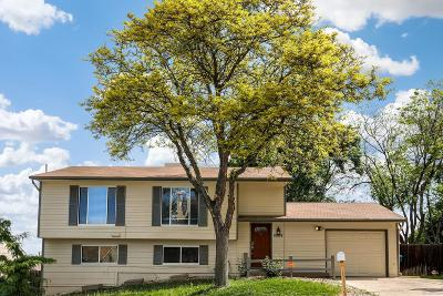 Westminster Single Family Home Active: 9568 Dudley Drive