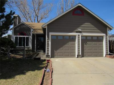 Denver Single Family Home Active: 20927 Kelly Place