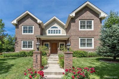 Washington Park Single Family Home Active: 435 South Vine Street