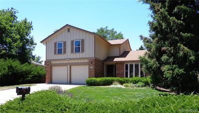 Aurora Single Family Home Active: 2973 South Macon Street