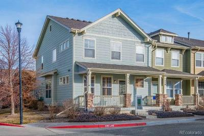 Commerce City Condo/Townhouse Under Contract: 15612 East 96th Way #32A
