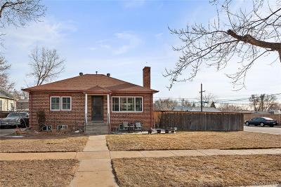 Edgewater Single Family Home Under Contract: 2204 Ingalls Street