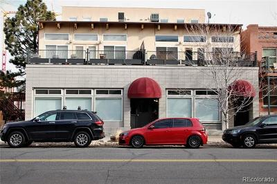 Denver Condo/Townhouse Active: 3240 Tejon Street #103