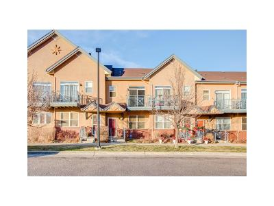 Aurora Condo/Townhouse Active: 14901 East Gill Avenue #C