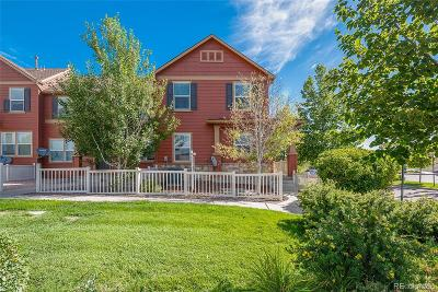 Castle Rock Condo/Townhouse Under Contract: 3729 Tranquility Trail