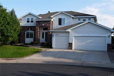 Highlands Ranch Single Family Home Under Contract: 5516 Samuel Peak