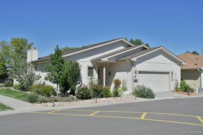 Broomfield Single Family Home Under Contract: 32 Carla Way