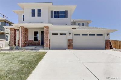 Castle Rock Single Family Home Active: 4418 Sidewinder Loop