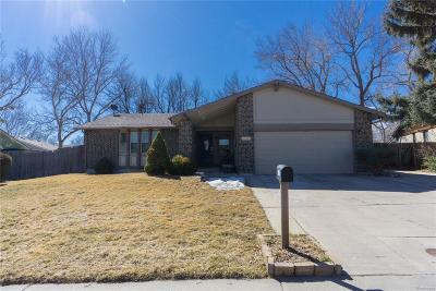 Single Family Home Active: 10950 West 65th Way