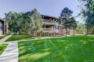 Boulder Condo/Townhouse Under Contract: 600 Manhattan Drive #11