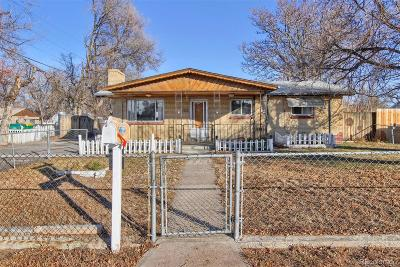 Commerce City Single Family Home Active: 6901 East 64th Avenue