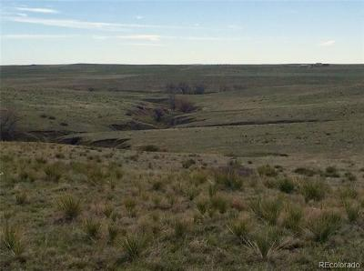 Kiowa Residential Lots & Land Active: County Rd. 154