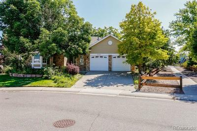 Highlands Ranch Single Family Home Active: 8544 Mallard Court
