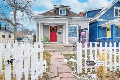 Denver Single Family Home Active: 364 Inca Street