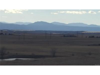 Elizabeth Residential Lots & Land Under Contract: County Road 5