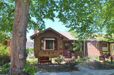 Washington Park Single Family Home Active: 329 South Franklin Street